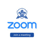 Zoom and college logo